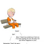 When in Prison...