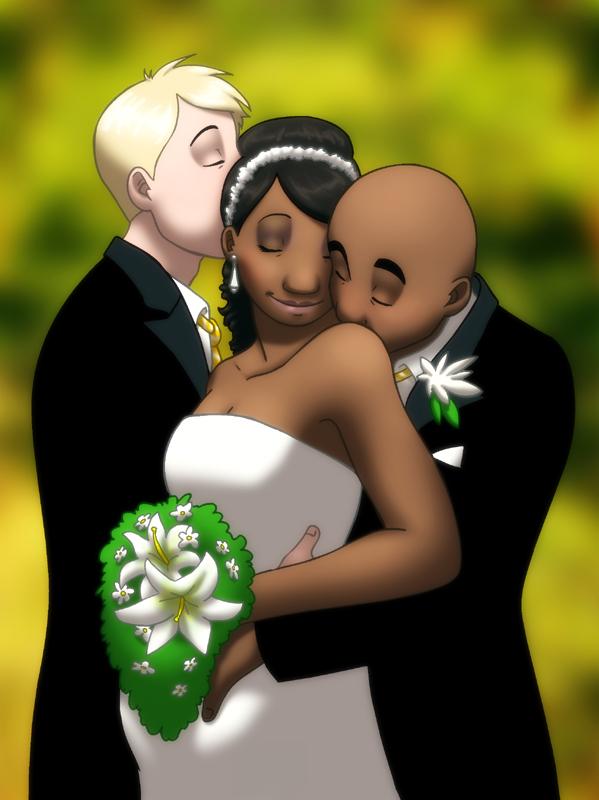 Threeway Wedding