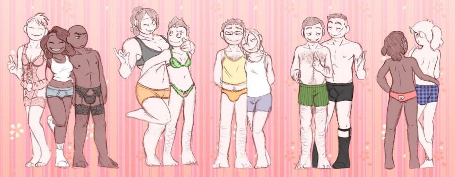 Partner Underwear Swap
